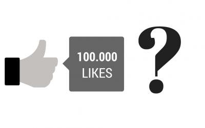Derfor betyder antallet af page likes på Facebook… Intet!